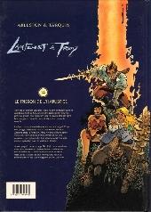 Verso de Lanfeust de Troy -5- Le frisson de l'Haruspice