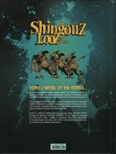 Verso de Valérian par... -2- Shingouzlooz Inc.