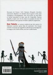 Verso de Gent Rebelle -1a- Gent rebelle