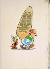 Verso de Astérix -2e1975- La serpe d'or