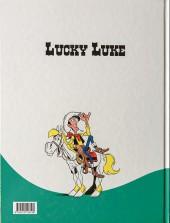 Verso de Lucky Luke -21f16- Les collines noires