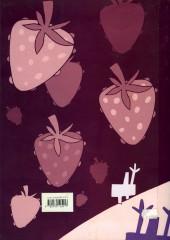 Verso de Envie de fraises - Envie de fraise