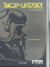 Verso de Tanguy et Laverdure - La Collection (Hachette) -23- Premières missions
