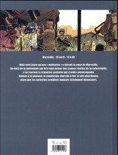 Verso de Léviathan (Brunschwig/Ducoudray/Bossard) -2- Quelque chose sous nos pieds