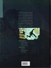 Verso de Jazz Maynard -6- Trois corbeaux