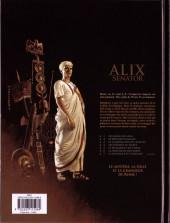 Verso de Alix Senator -6- La Montagne des morts