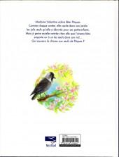 Verso de L'Écureuil de Pâques - L'écureuil de Pâques et l'oiseau bleu