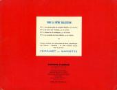 Verso de Sylvain et Sylvette (01-série : albums Fleurette) -1- Les méchancetés de compère renard