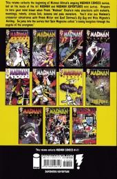 Verso de Madman (2007) -INT02- Volume 2