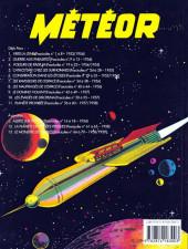 Verso de Météor (Intégrale) -11- Planète prohibée