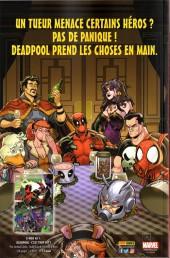 Verso de Deadpool (Marvel France 5e série - 2017) -3- Montre-nous le matos