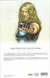 Verso de Secret Wars : Thors