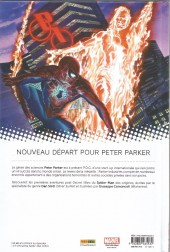 Verso de All-New Amazing Spider-Man (Marvel Now!) -1- Partout dans le monde