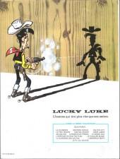 Verso de Lucky Luke -35a79- Jesse James