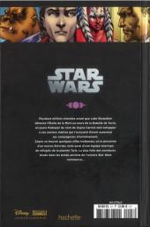 Verso de Star Wars - Légendes - La Collection (Hachette) -4710- Chevaliers de l'Ancienne République - I. Il Y A Bien Longtemps