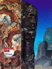 Verso de (AUT) Corben (en anglais) -2- Art book 2