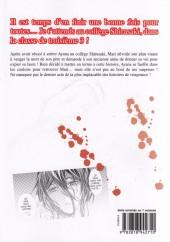 Verso de Revenge Classroom -7- Tome 7