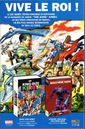 Verso de Avengers (Marvel France - 2017) -2- Changer le monde