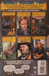 Verso de Heroes (2007) -2INT02- Heroes - Volume Two