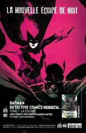 Verso de Batman - Récit Complet (DC Presse) -2- Poison Ivy : À la vie, à la mort