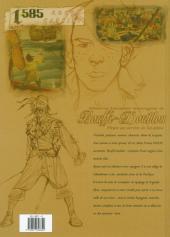 Verso de Bouffe-Doublon -1- Le trésor de la Madre de Dios