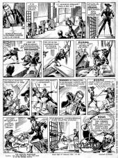 Verso de Hurrah! (Collection) -40- Face à face avec le danger (Zorro et les légionnaires)