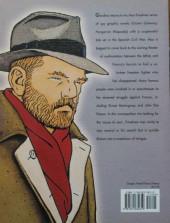 Verso de Max Fridman (The aventures of) -1- No Pasaran! Volume 1