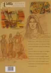 Verso de Bouffe-Doublon -2- À l'ouest d'Eden