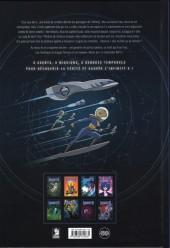 Verso de Infinity 8 -5- Le Jour de l'apocalypse