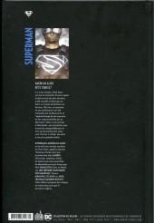 Verso de Superman - American Alien - Superman