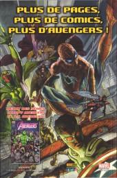 Verso de Inhumans vs X-Men -3- Chapitre 3