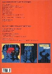 Verso de Blake et Mortimer (Les Aventures de) -16- Les Sarcophages du 6e continent - Tome 1