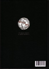 Verso de Le roy des Ribauds -3- Livre III