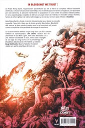 Verso de Bloodshot U.S.A.