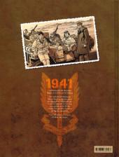 Verso de Regiment (The) - L'Histoire vraie du SAS -1- Livre 1