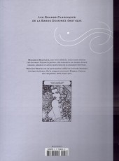 Verso de Les grands Classiques de la Bande Dessinée érotique - La Collection -3756- Les infortunes de Madame de Beaufleur