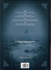 Verso de La grande Guerre des Mondes -2- Terreur martienne
