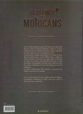 Verso de (AUT) Prugne, Patrick - Le dernier des mohicans