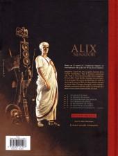 Verso de Alix Senator -6TL- La Montagne des morts