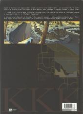 Verso de Amerikkka -3- Les Neiges de l'Idaho