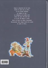 Verso de Sixtine -1- L'Or des Aztèques