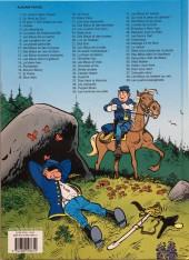 Verso de Les tuniques Bleues -4c16- Outlaw