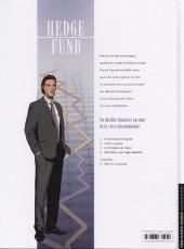 Verso de Hedge Fund -4- L'héritière aux vingt milliards