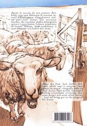 Verso de (AUT) Jurion -2- Artbook 2