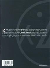 Verso de Soul Keeper -7- Tome 7