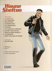 Verso de Wayne Shelton -1b12- La mission