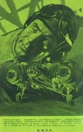 Verso de Jim Faucon -1- Lait de tigre