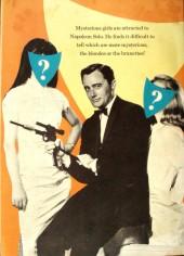 Verso de Man from U.N.C.L.E. (The) (Gold Key - 1965) -8- The Floating People Affair