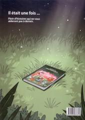 Verso de Piratesourcil - Les histoires du Piratesourcil brisent tous vos rêves