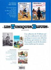 Verso de Les tuniques Bleues présentent -9- Les femmes dans l'armée